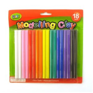 Modelling Clay, 18 pack