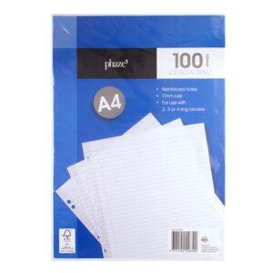 Paper Refills, Reinforced, A4