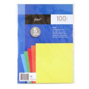 Copy Paper, Bright Colours, A4
