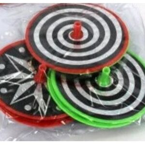 Spinning Discs (6 pack)