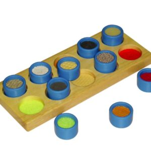 Touch and match – Tactile Puzzle